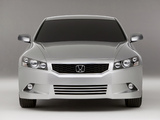 Honda Accord Coupe Concept 2007 wallpapers