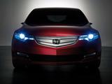 Honda Accord Tourer Concept 2007 wallpapers