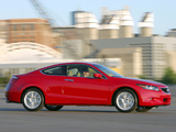 Honda Accord Coupe US-spec 2008–10 wallpapers