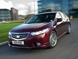 Honda Accord Type-S Sedan UK-spec (CU) 2011 wallpapers