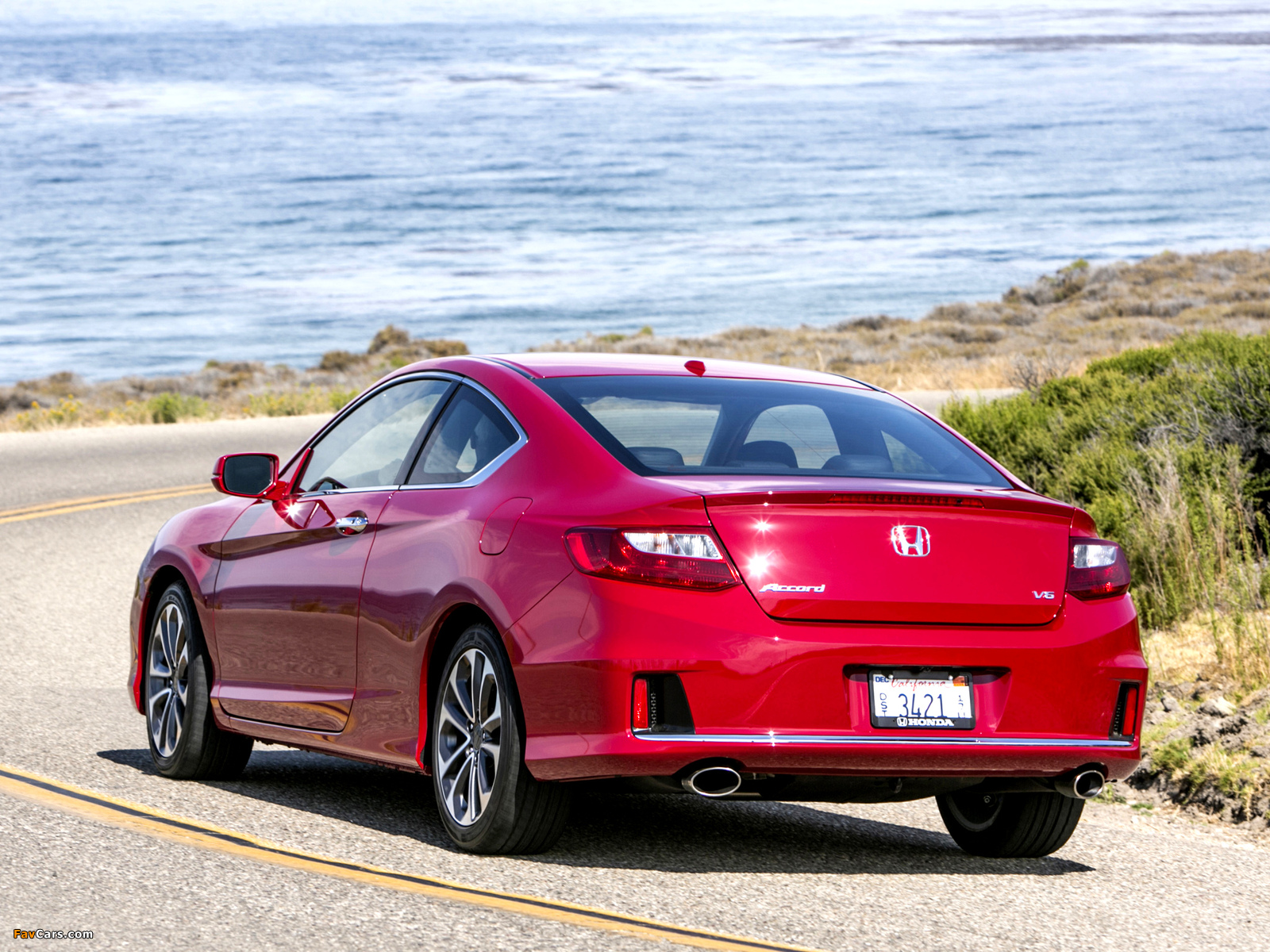 Honda Accord Ex L V6 Coupe 2012 Wallpapers 1600x1200