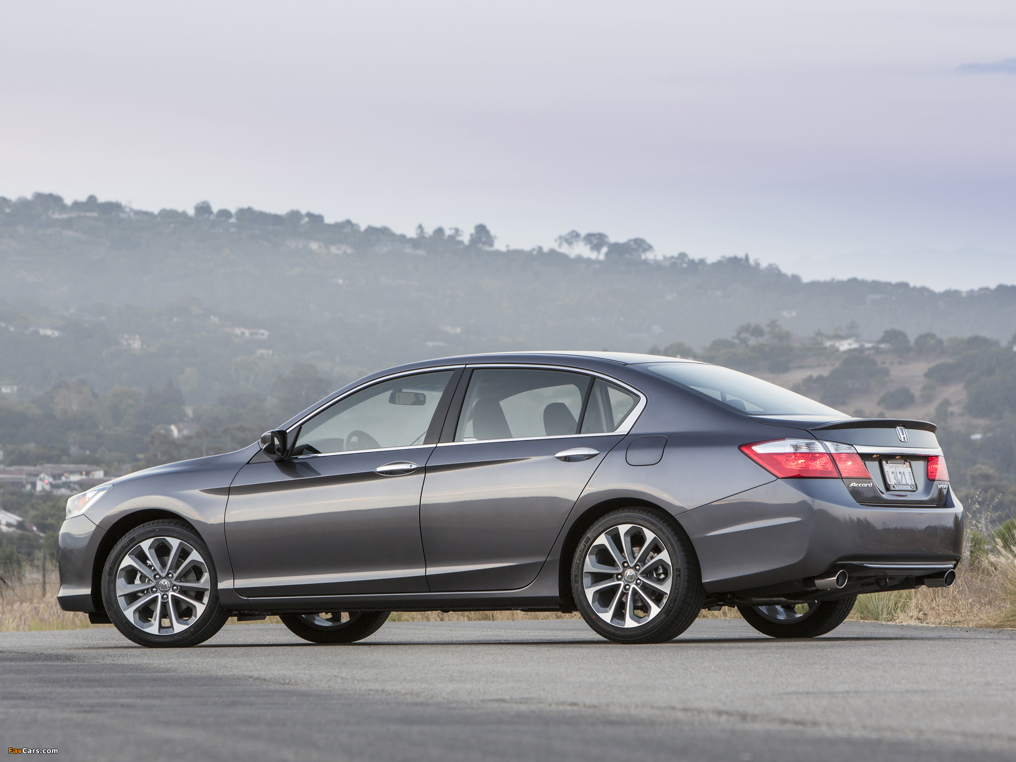 Honda Accord Sport >> Honda Accord Sport Sedan 2012 wallpapers (2048x1536)