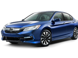 Honda Accord Hybrid US-spec 2016 wallpapers