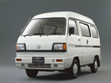 Honda Acty Street White Edition 1986 images