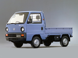 Honda Acty Truck 4WD 1988–90 images