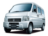Honda Acty Van 2010 photos