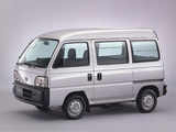 Pictures of Honda Acty Van 1996–99