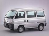 Pictures of Honda Acty Van 1996–99