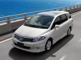 Honda Airwave (GJ) 2008–10 images