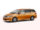Honda Airwave (GJ) 2008–10 photos