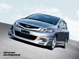 Mugen Honda Airwave (GJ) 2008–10 wallpapers