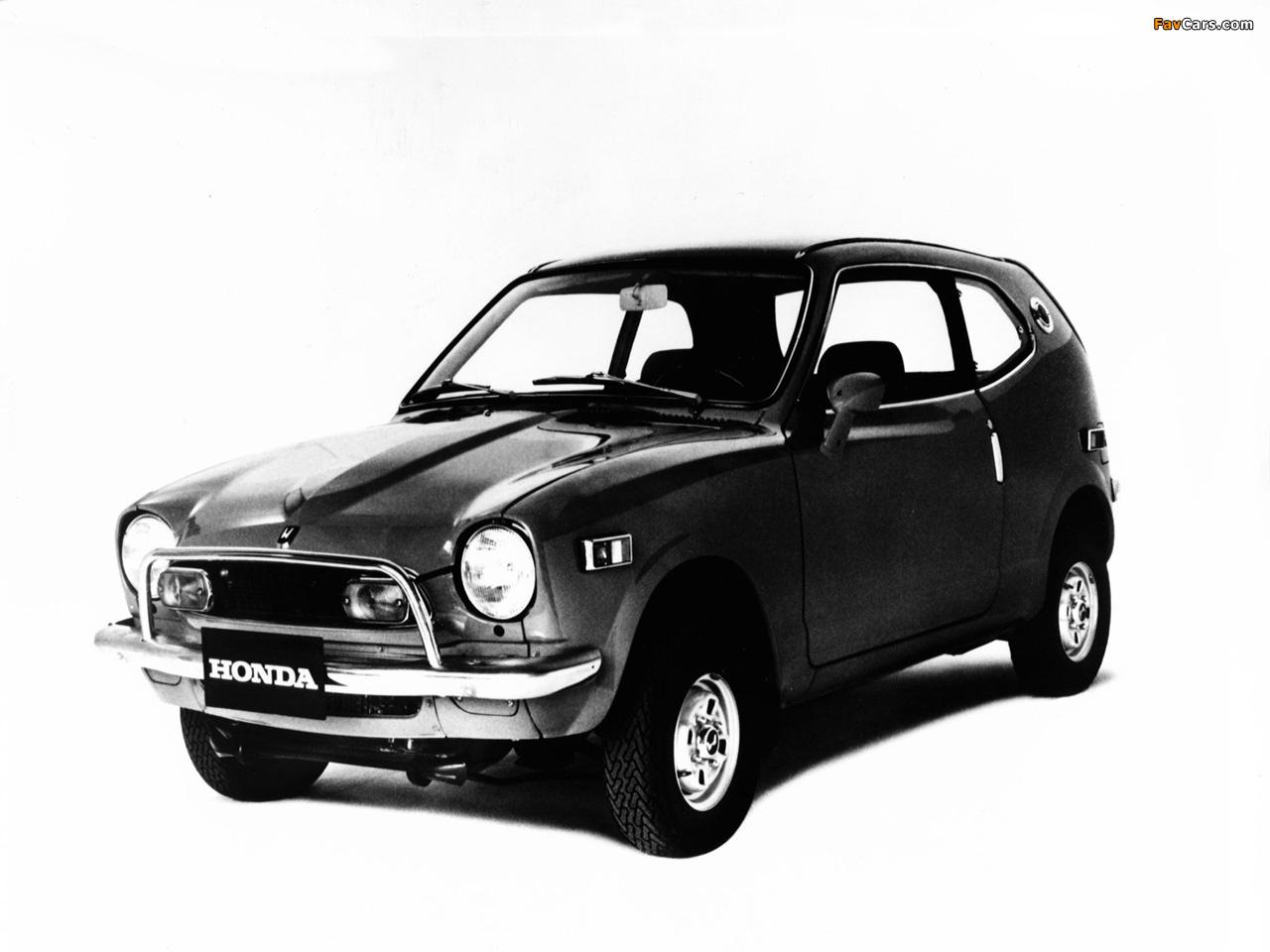Honda AZ600 1971 wallpapers (1280 x 960)