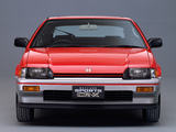 Honda Ballade Sports CR-X 1983–87 wallpapers