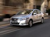 Honda Ballade 2011 images