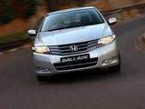 Honda Ballade 2011 pictures