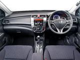 Honda Ballade 2012 images