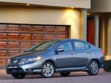 Honda Ballade 2012 photos