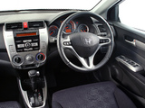 Images of Honda Ballade 2011