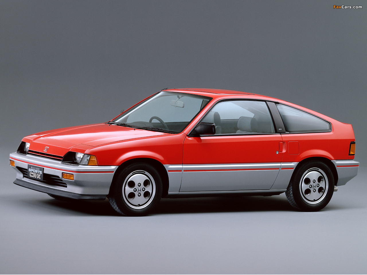 Honda Cr X >> Photos of Honda Ballade Sports CR-X 1983–87 (1280x960)