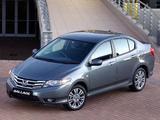 Photos of Honda Ballade 2012