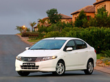 Pictures of Honda Ballade 2011