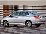 Pictures of Honda Ballade 2011