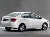 Honda Ballade 2011 wallpapers