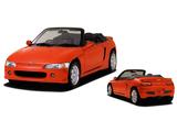 Mugen Honda Beat (PP1) 1991–96 images