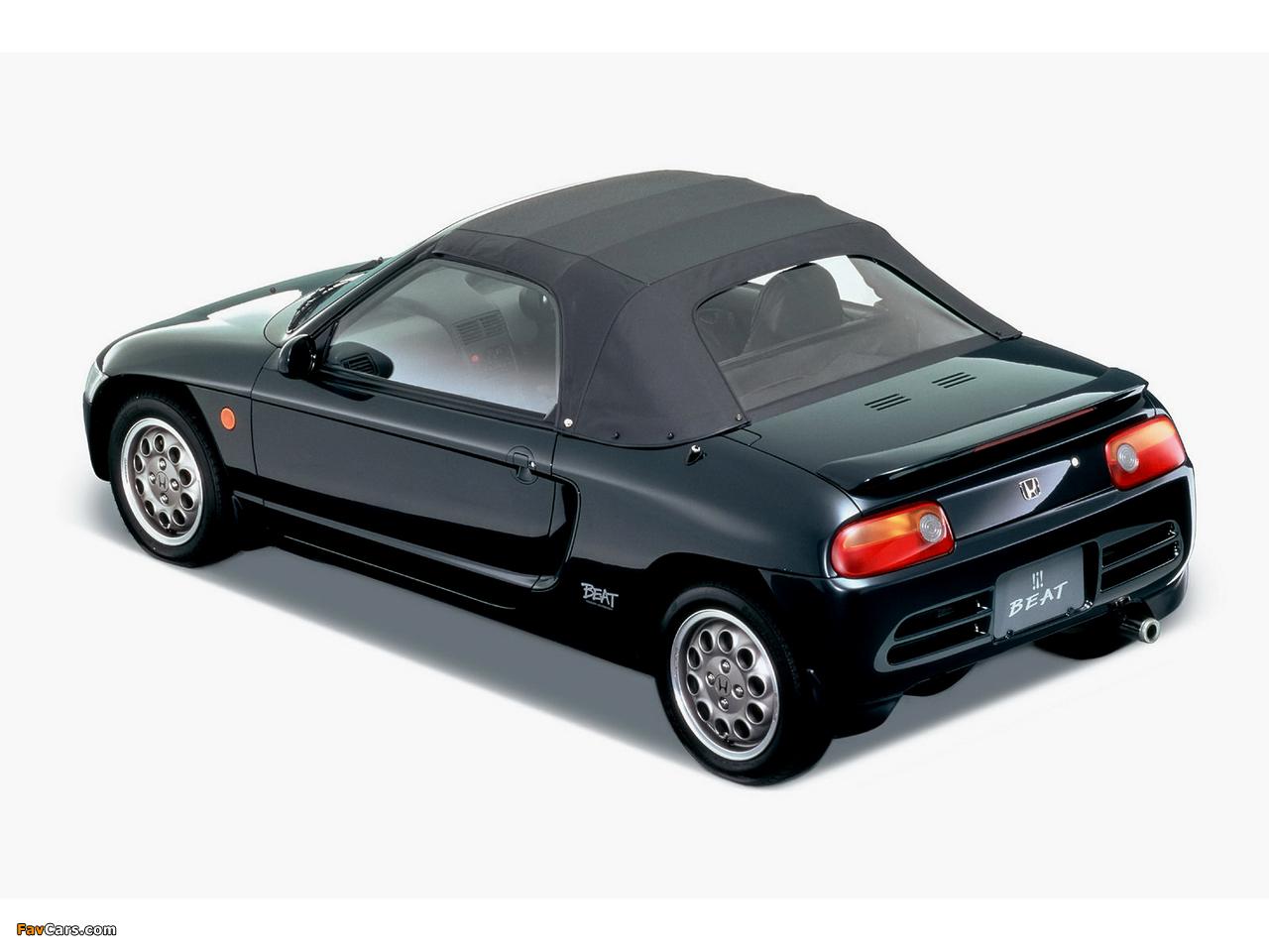 Photos of Honda Beat Version Z (PP1) 1993–95 (1280 x 960)