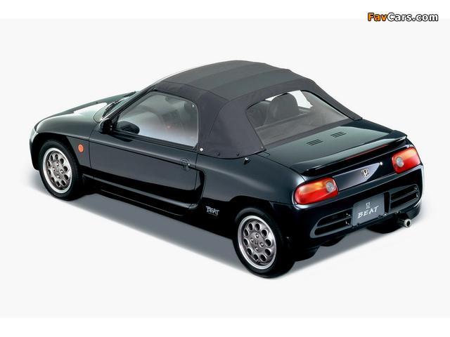 Photos of Honda Beat Version Z (PP1) 1993–95 (640 x 480)
