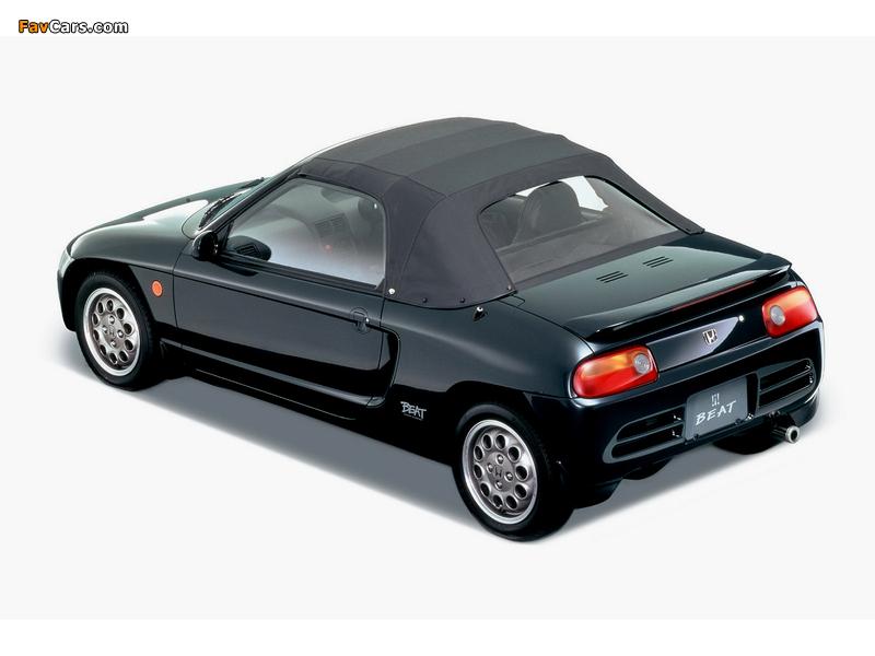 Photos of Honda Beat Version Z (PP1) 1993–95 (800 x 600)