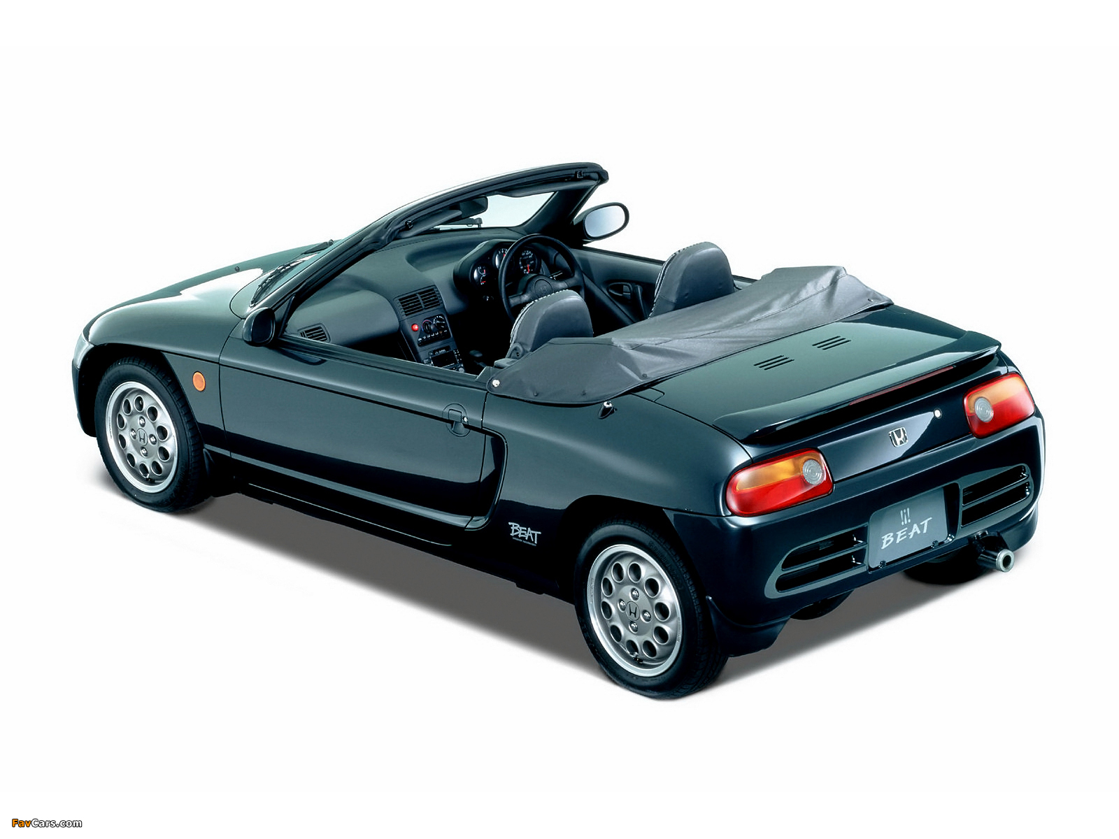Pictures of Honda Beat Version Z (PP1) 1993–95 (1600 x 1200)