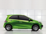 Honda Brio Concept 2010 photos