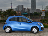 Honda Brio ZA-spec 2012 photos