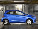 Honda Brio ZA-spec 2012 photos