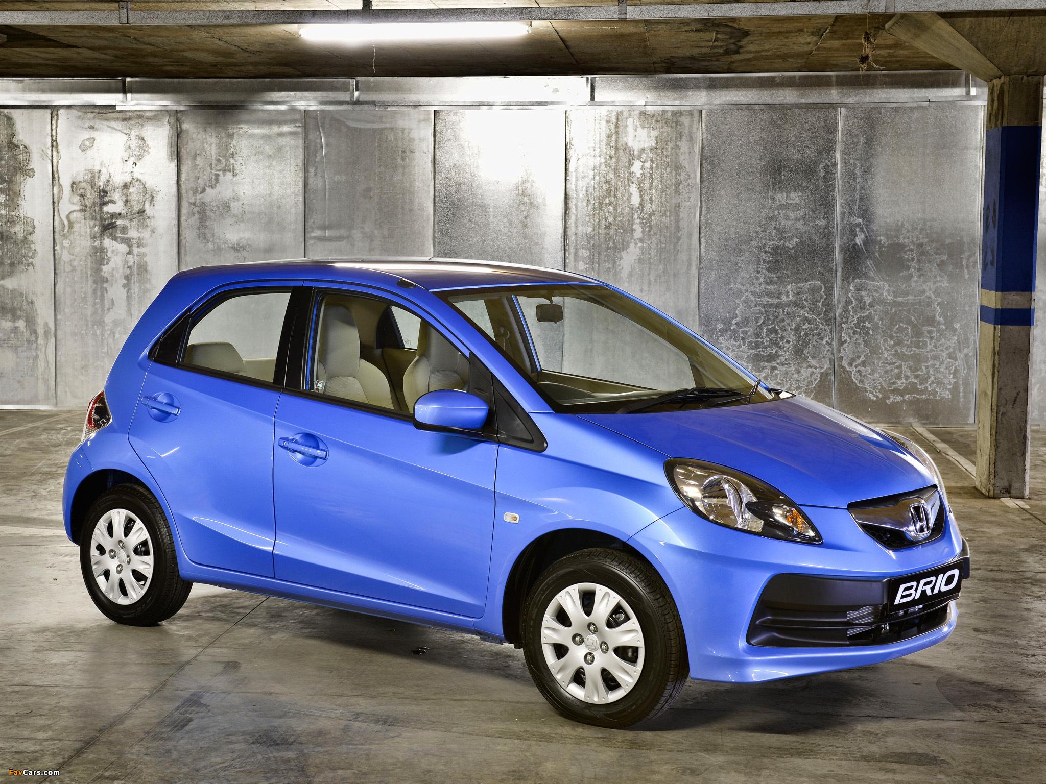 Honda Brio ZA-spec 2012 pictures (2048x1536)