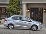 Honda Brio Amaze ZA-spec 2013 pictures