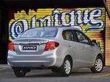 Images of Honda Brio Amaze ZA-spec 2013
