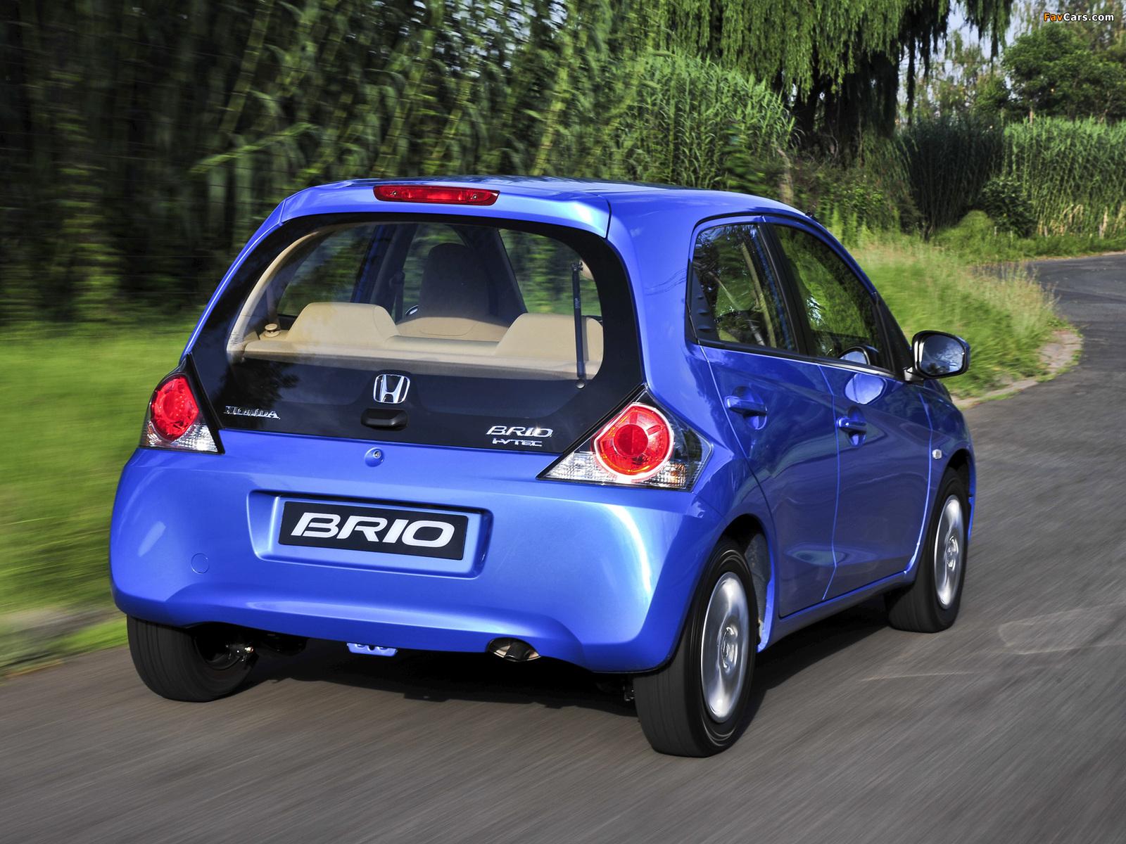 Photos of Honda Brio ZA-spec 2012 (1600x1200)