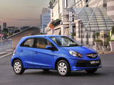 Photos of Honda Brio ZA-spec 2012