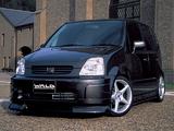 WALD Honda Capa Sports Line (GA) 1998–2002 photos