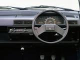 Honda City E 1981–86 images