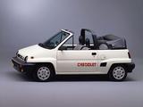 Honda City Cabriolet 1984–86 wallpapers