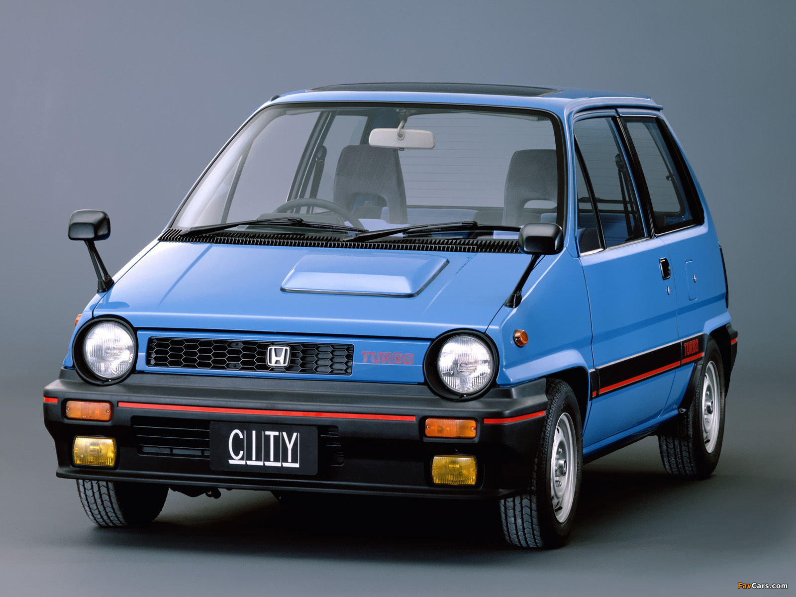 1982 Honda City Turbo related infomation,specifications - WeiLi Automotive Network