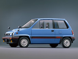 Pictures of Honda City Turbo 1982–84