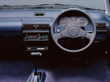 Honda City GG 1986–88 wallpapers
