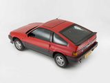Honda Civic CRX UK-spec 1984–87 wallpapers