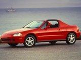 Honda Civic del Sol 1993–97 photos