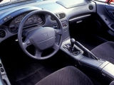 Honda Civic del Sol 1993–97 wallpapers