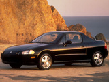 Honda Civic del Sol Si 1993–97 wallpapers
